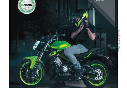 مجله صنعت موتورسیکلت، سال اول، شماره۲، زمستان۱۳۹۷