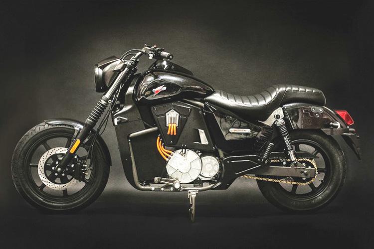 معرفی موتورسیکلت برقی تاکیتا