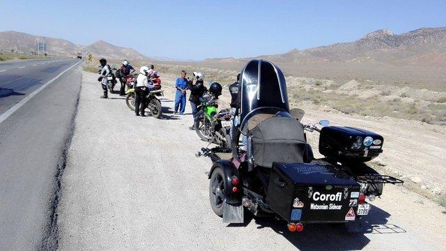 رفع ممنوعیت ورود خودروها و موتورهای سنگین گردشگران خارجی به ایران