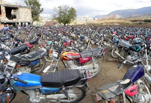 نداشتن تجهیزات ایمنی باعث افزایش سرقت موتورسیکلت میشود