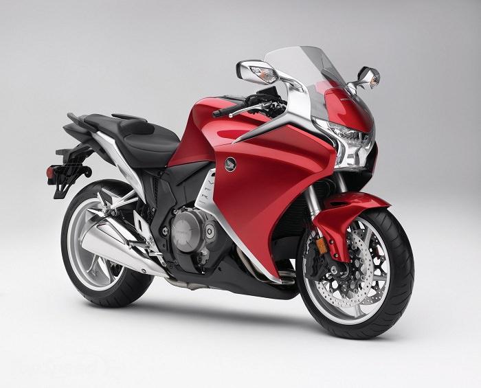 معرفی پتنت تشخیص نقاط کور موتورسیکلت هوندا