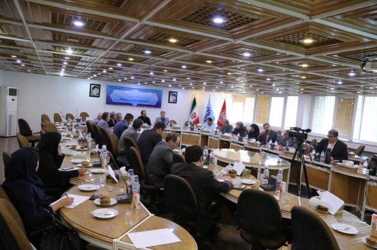 دومین نشست تخصصی انجمنهای تخصصی در سازمان ملی استاندارد