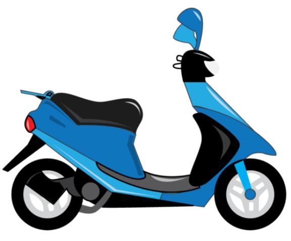 انواع طبقهبندی موتورسیکلتها