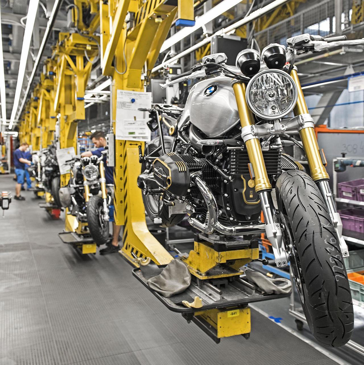 تولیدکنندگان موتورسیکلت