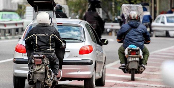 فروش موتورسیکلتهای فرسوده پارکینگی، تهدیدی جدی برای سلامت مردم تهران
