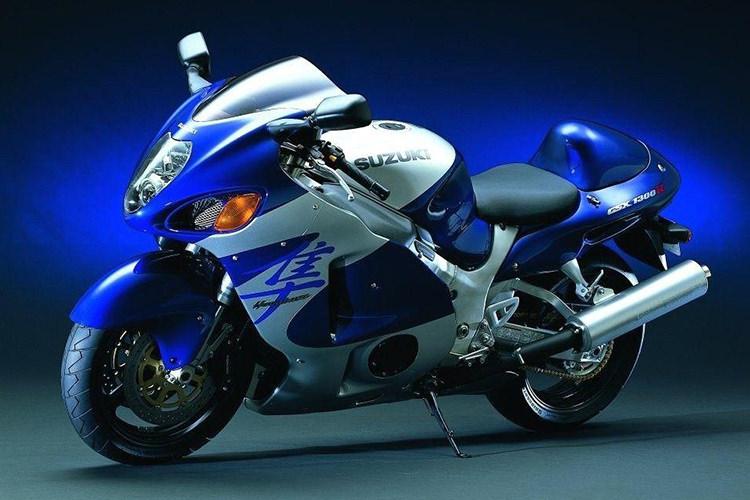 سوزوکی هایابوسا GSX1300R؛ موتورسیکلت ژاپنی که قوانین را تغییر داد