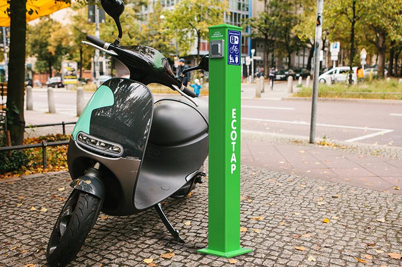 توانیر توسعه موتورسیکلت های برقی را کلید زد.