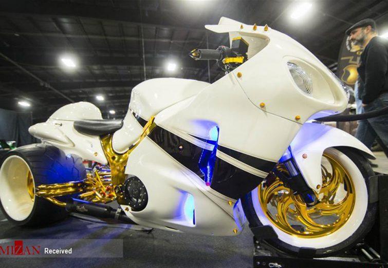 نمایشگاه موتورسیکلت تورنتو کانادا