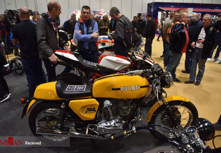 نمایشگاه موتورسیکلت لندن ٢٠٢٠