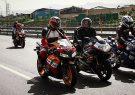 تردد موتورسیکلتهای سنگین در خیابانها ممنوع است