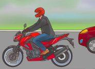آشنایى با مقررات رانندگى موتورسیکلت و دوچرخه