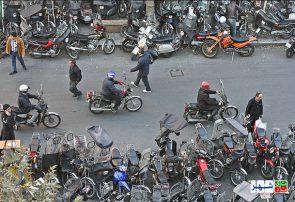 از رده خارج کردن موتورسیکلتهای فرسوده ۹۶۰ سال طول میکشد