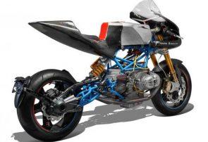 معرفى یک موتورسیکلت سفارشى