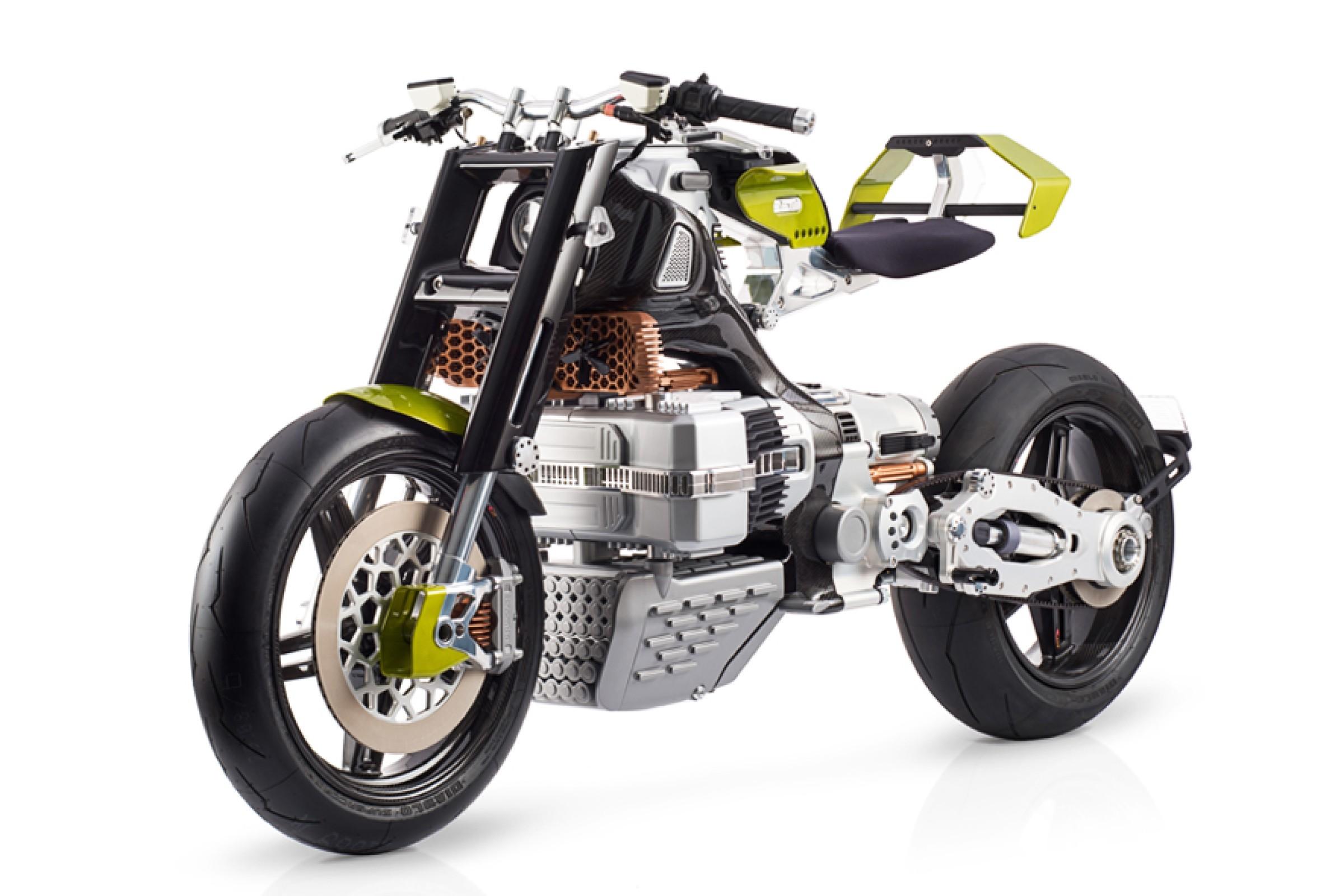 یک استاندارد جدید براى زیبایى شناسى موتورسیکلت هاى برقى/ آیا این محصول بهترین طراحى پیر ترابلانچ تا به امروز است؟