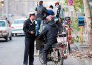 ساماندهی موتورسیکلت سواران از برنامه هاى اصلى پلیس راهور در سال ١٣٩٩/ طرح تقسیط جریمههای رانندگی برداشته شد