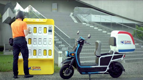 ایجاد یک مدل تجاری از اشتراک باتری که هزینه کمتری نسبت به مصرف سوخت دارد