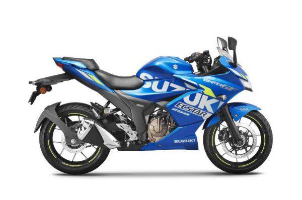 موتورسیکلت جدید سوزوکى وارد بازار شد