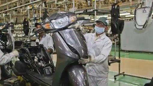 کاهش میزان فروش و صادرات کارخانه های موتورسیکلت هند در آوریل ۲۰۲۰