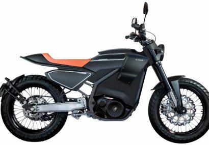 موتورسیکلت برقى پورسانگ به بازار مى آید