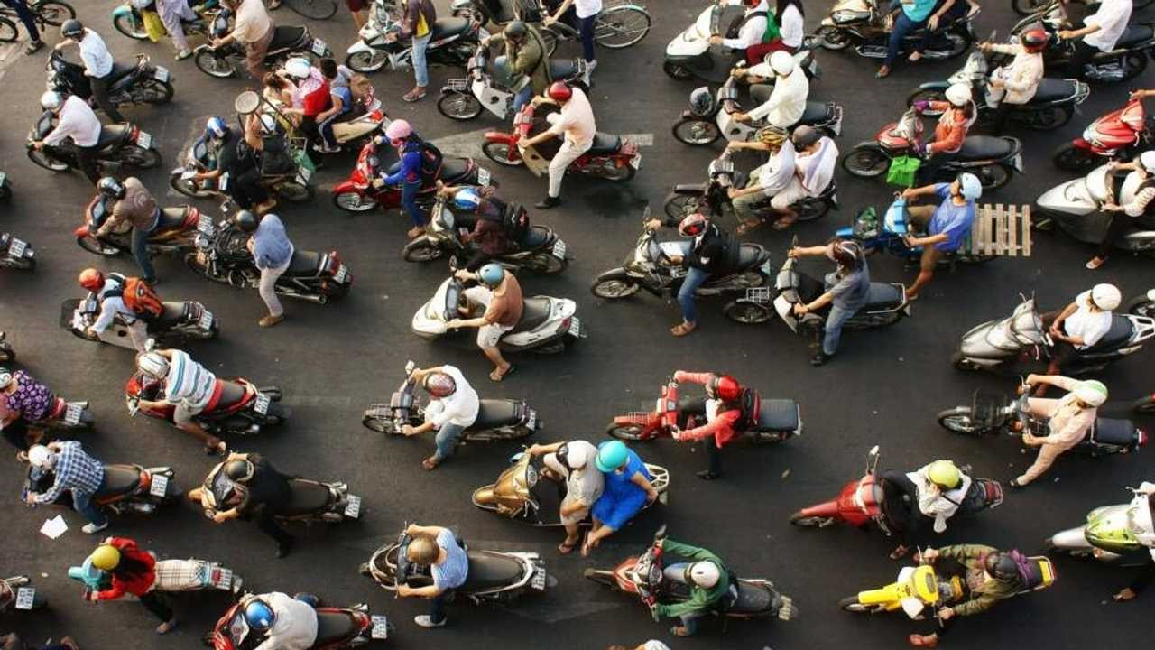 آمار فروش جهانى موتورسیکلت در سال ٢٠١٩/ وضعیت جهانى صنعت موتورسیکلت در پسا کرونا