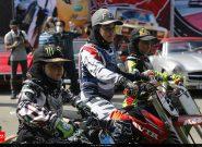 موتورسواری دختران ایرانی