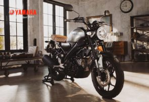 یاماها جدیدترین موتورسیکلت ١۵۵ سى سى مدل ٢٠٢٠ خود را عرضه کرد