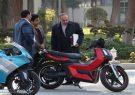 حمایت از تولید موتورسیکلت و خودروی برقی در دستور کار است
