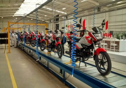 آمار تولید موتورسیکلت ایران در ۴ماهه اول سال ۱۳۹۹