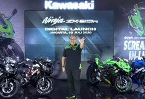 کاواساکی زدایکس ۲۵۰ آر مدل ۲۰۲۰ معرفی شد