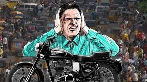 راهحل کاهش آلودگی صوتی تولید موتورسیکلت برقی است