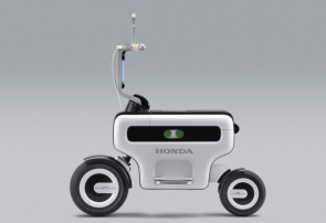 هوندا اسکوتر جدید خود را به اندازه صندوق عقب اتومبیل خود مى سازد