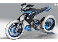 یاماها به دنبال طراحى و تولید موتورسیکلت فرازمینى/ موتورى که با سوخت H2O کار مى کند