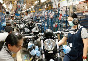 بررسی وضعیت صنعت موتورسیکلت تایلند تا جولای ۲۰۲۰/ هفت برند مشهور در تایلند تولید می کنند