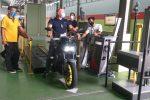 تغییر سیستم مراکز معاینه فنی موتورسیکلت در فیلیپین/ کلیه فرایندها با دوربین ضبط خواهد شد