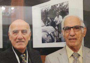 معرفی برادران امیدوار اولین جهانگردان موتورسوار ایرانی