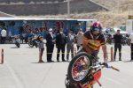 برگزاری مسابقات قهرمانی موتورسواری در تبریز