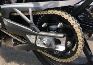 فناوری جدید در زنجیر موتورسیکلت بیامو