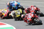 فرانکو موربیدلی و تیم یاماها قهرمان مسابقات موتوجیپی ایتالیا