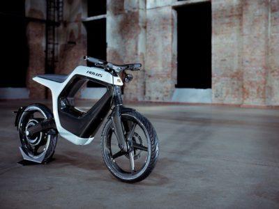 معرفی موتورسیکلت برقی زیبا و سبک، اما گران قیمت