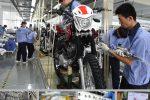 وضعیت تولید موتورسیکلت جهان در ۸ ماهه اول سال ۲۰۲۰