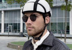 کلاه ایمنی سخت و سبک برای نجات موتورسواران