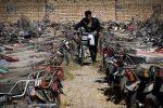 تسهیلات ویژه پلیس برای ترخیص ١۵ هزار دستگاه موتورسیکلتهای توقیفی استان یزد