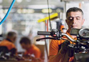 پیوستن اعضاى جدید به انجمن تولیدکنندگان موتورسیکلت اروپا
