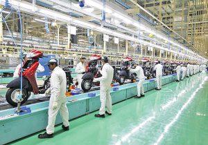 تولید موتورسیکلتهای برقی تندرو در شرکت هندی