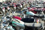 سال ۱۳۹۹ حدود ۹ هزار دستگاه موتورسیکلت در آذربایجان شرقی توقیف شد