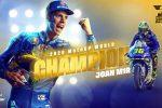 «میر» قهرمان فصل ۲۰۲۰ مسابقات موتوجیپی جهان شد/ برتری «فرانکو موربیدلی» موتورسوار ایتالیایی تیم یاماها