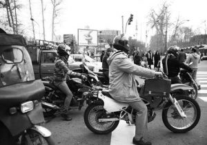 یک میلیون دستگاه موتورسیکلت کاربراتوری فرسوده در تهران وجود دارد