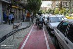 راه حل شهرداری تهران برای جلوگیری از تردد موتورسیکلت ها در مسیر ویژه دوچرخه