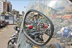 اعلام تعداد ترخیص موتورسیکلتهای توقیفی در خراسانرضوی