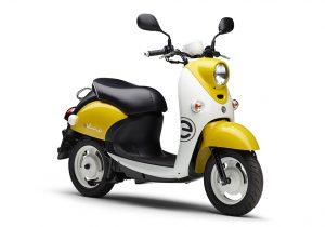 یاماها به زودی یک اسکوتر برقی ارزان قیمت به سبک وسپا روانه بازار می کند